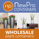 Interiorscape.com is sponsored by NewPro Containers